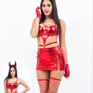 disfraces de diablitas