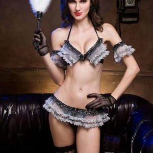 disfraz de empleada domestica